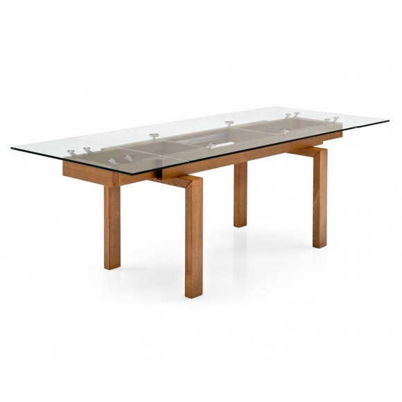 Hyper Extendable Dining Table 8 Seats Calligaris