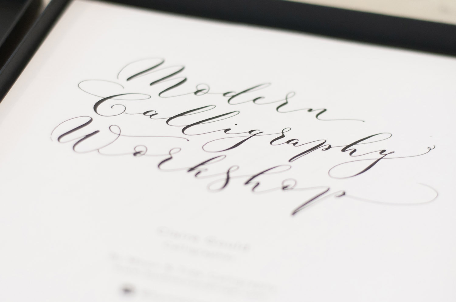 Calligraphy For Beginners Online Learn Calligraphy Page 2 Calligraphy For Weddings