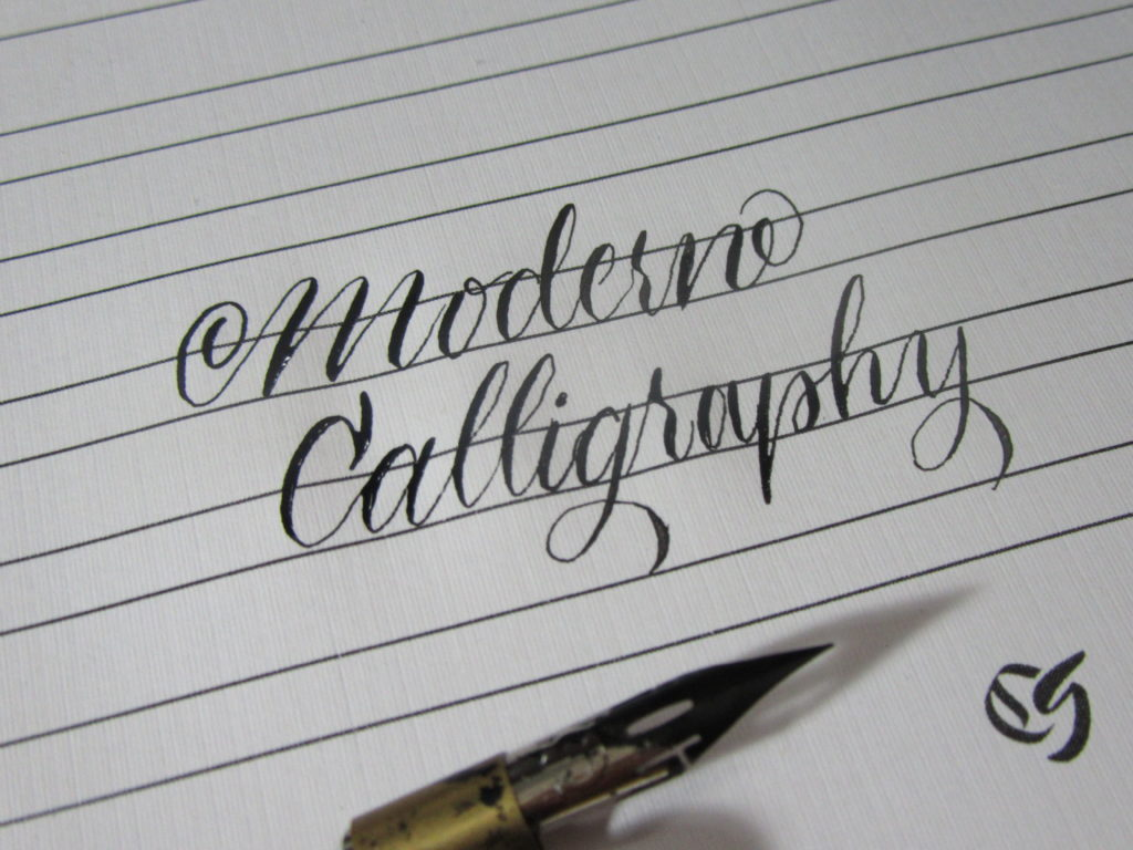 Copperplate Calligraphy Font Free Modern Calligraphy For Beginners Basic Strokes Free Practice