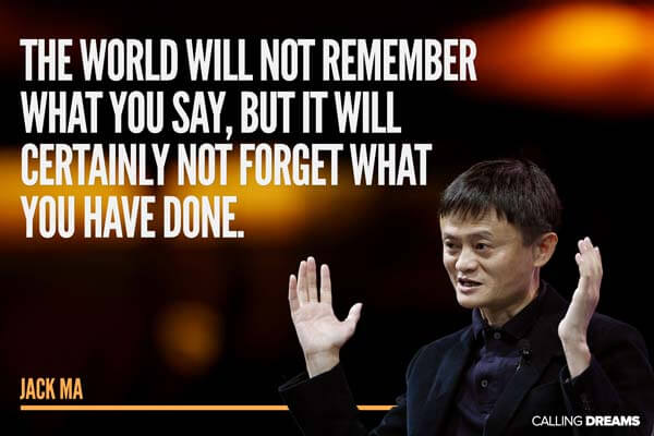 Trust Quotes Wallpaper 42 Inspirational Jack Ma Quotes
