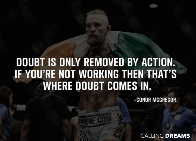 Connor Mcgregor Quote Wallpaper The Mindset Of Ufc Superstart Conor Mcgregor