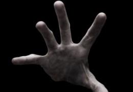 My Creepy Hand