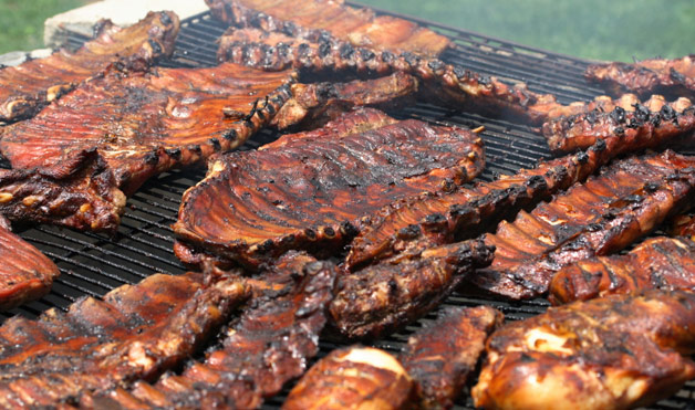 Blues-and-Barbecue