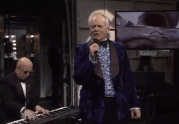 Bill Murray Returns for SNL's 40th