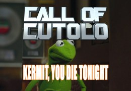 Kermit, You Die Tonight!