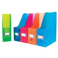 Magazine Holders color-code your magazines and more ...