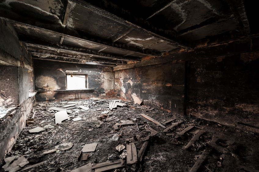 Fire Damage Restoration And Reconstruction Service First