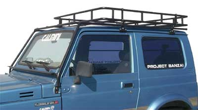 Suzuki Grand Vitara 2007 2014 Slimline Ii Roof Rack Kit