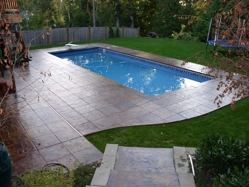 Pool And Patio Design Louisiana Island Breeze II