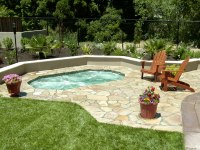 Superior Viking Backyard Spa Pools 2I - Calm Water Pools