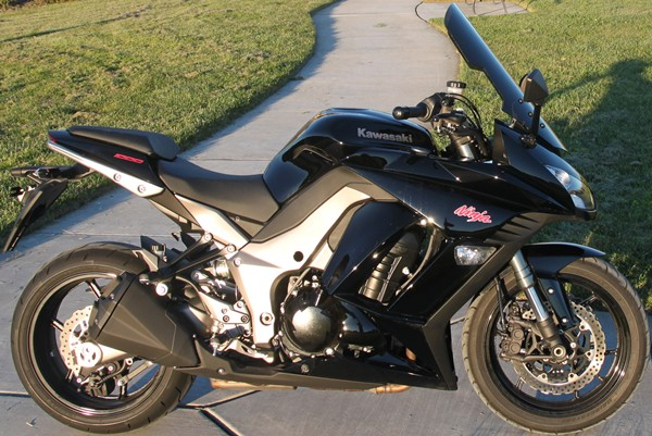 Kawasaki Ninja 1000, Z1000SX and ZX1000G Windshields