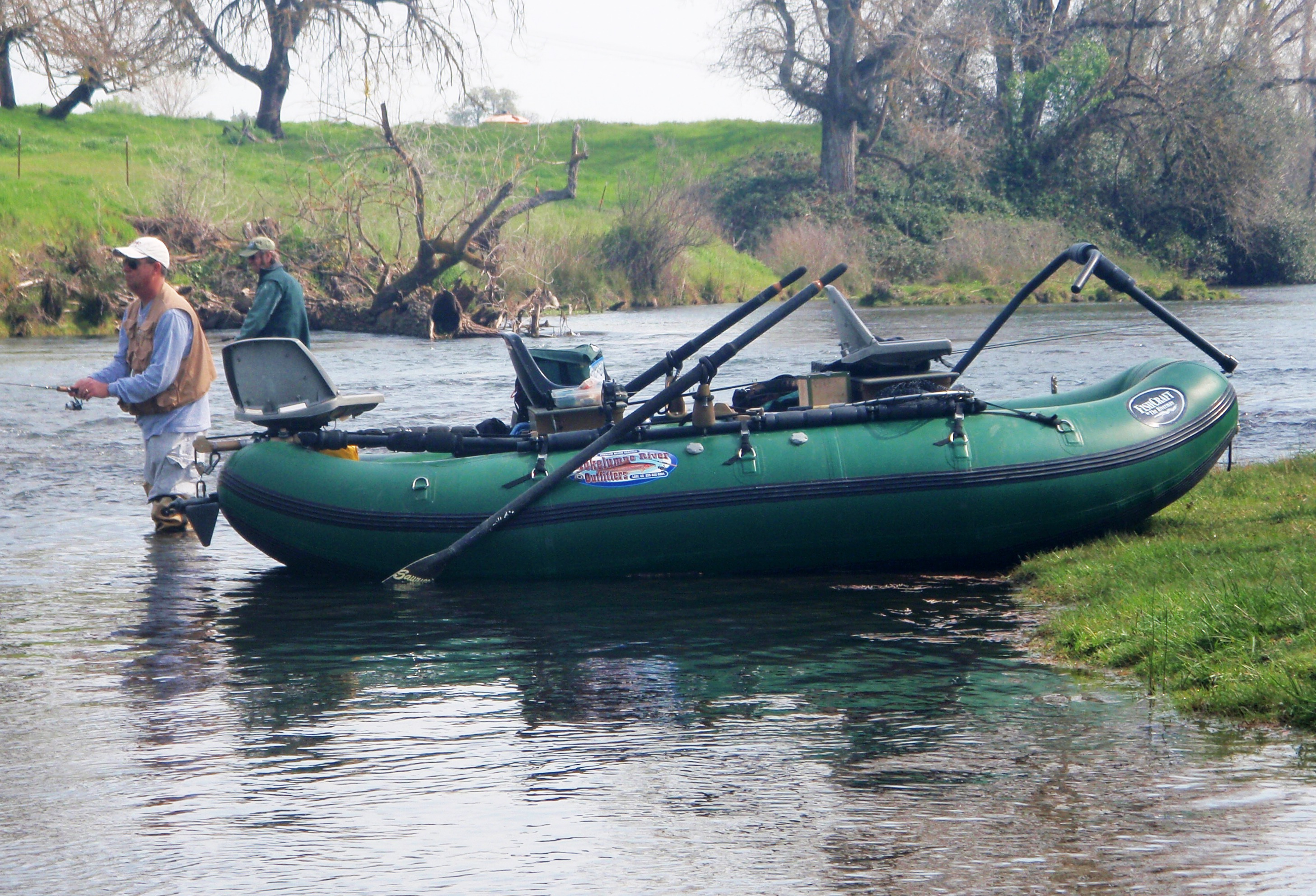 Countdown to the trout opener the 39 moke 39 for Mokelumne river fishing