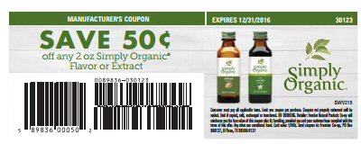 vanilla extract coupon calvary couponers