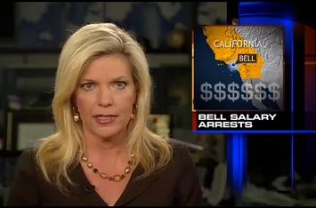 Los Angeles County plagued by local corruption
