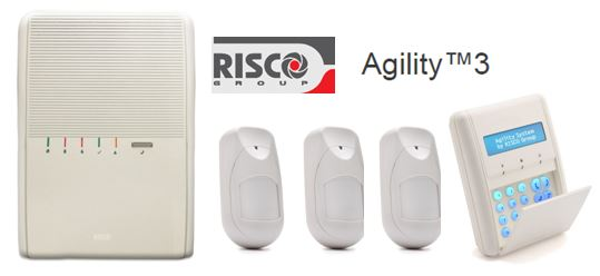 Kit Autoinstalable Alarmas Hogar Kit3 Agility 3