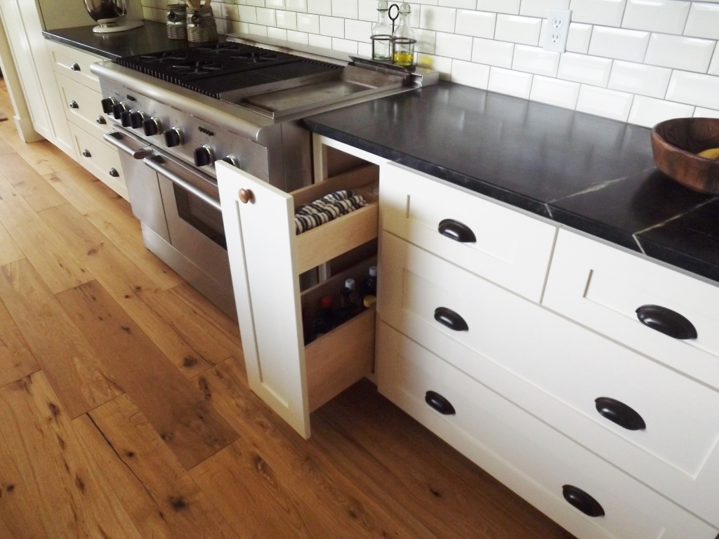 learn the lingo of kitchen cabinet door styles kitchen cabinet door styles White Shaker Spice Cabinet