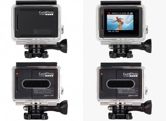 comparativa videocamaras: