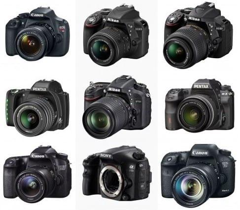 Guía para comprar una cámara fotográfica: características ...