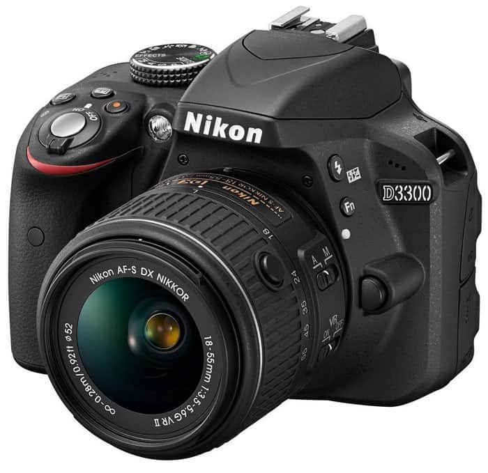 Las 2 mejores cámaras DSLR para principiantes (2015): Nikon D3300