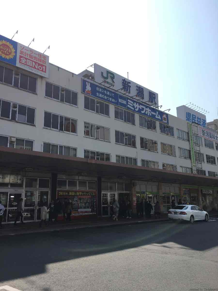 次の総選挙会場「HARD OFF ECOスタジアム新潟」へのアクセス・宿泊についてアイディア