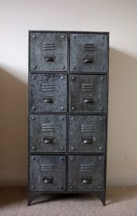 Industrial Storage Cabinet (Large) - Cambrewood