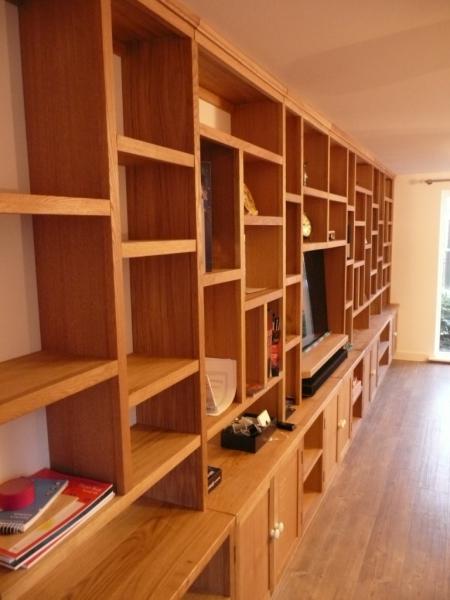 Bookcases Cambridge Bespoke Furniture