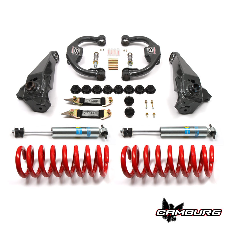 Camburg Ford Ranger XLT 2wd 98-12 Performance 55 Kit Camburg