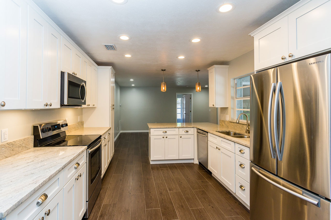 best building contractors kitchen remodeling phoenix az Kitchen remodel Phoenix AZ In this kitchen we installed new stainless steel Samsung appliances
