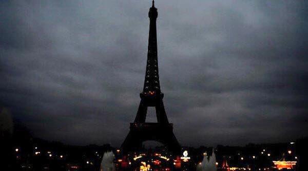 God Weeps - Eiffel