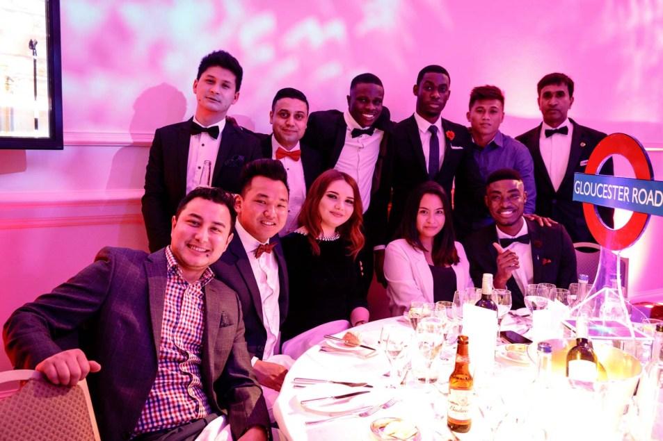 The Landmark staff party -48