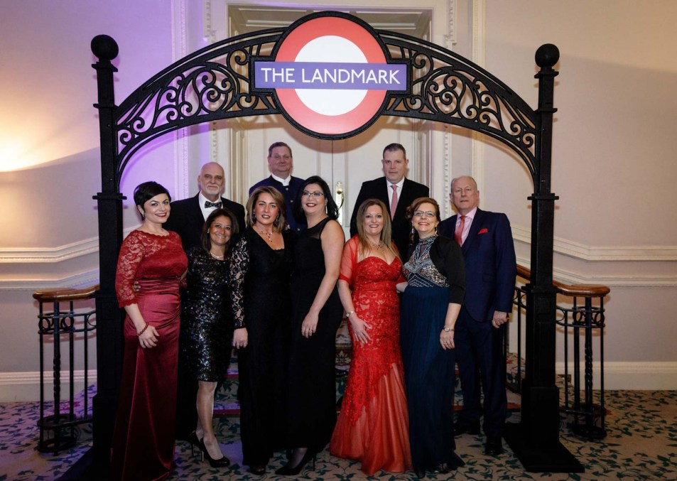 The Landmark staff party -9