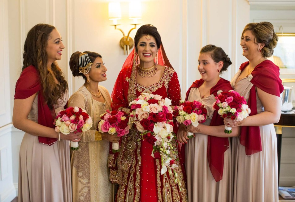 Cameo Photography Asian Wedding Photography at The Dorchester Hotel London_07