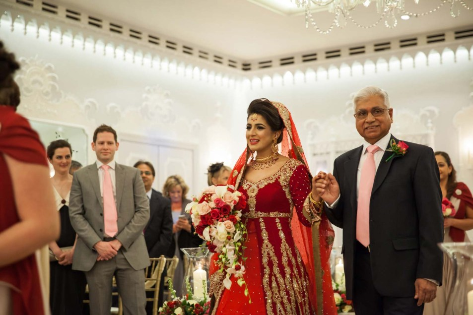 Cameo Photography Asian Wedding Photography at The Dorchester Hotel London_21
