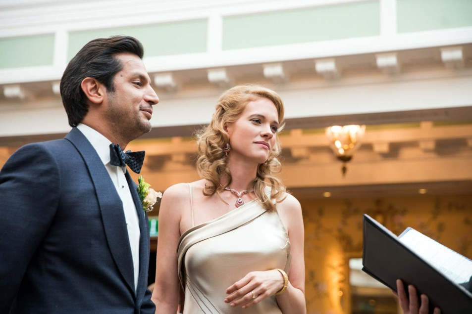 Kate & Ajaz Wedding Photography at The Lanesborough Hotel Hyde Park Corner by Cameo Photography 22 Lesley & Craig Wedding Photography at Corinthia Hotel London by Cameo Photography