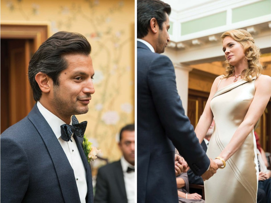 Kate & Ajaz Wedding Photography at The Lanesborough Hotel Hyde Park Corner by Cameo Photography 27 Lesley & Craig Wedding Photography at Corinthia Hotel London by Cameo Photography