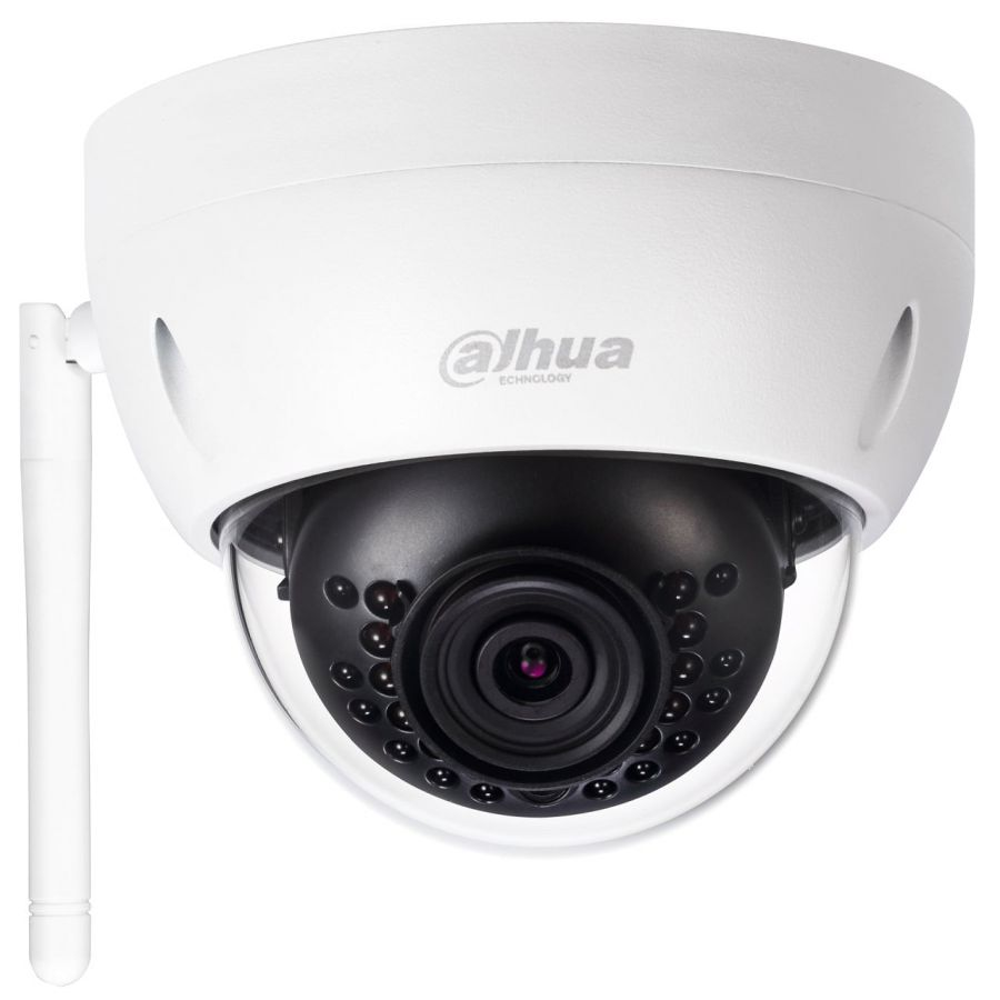 Camera De Surveillance Exterieur Dome Kit Video Surveillance Dahua Wifi 3 Cameras Dome Ip
