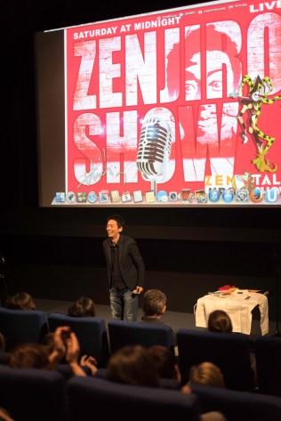 ZENJIRO Standup comedy