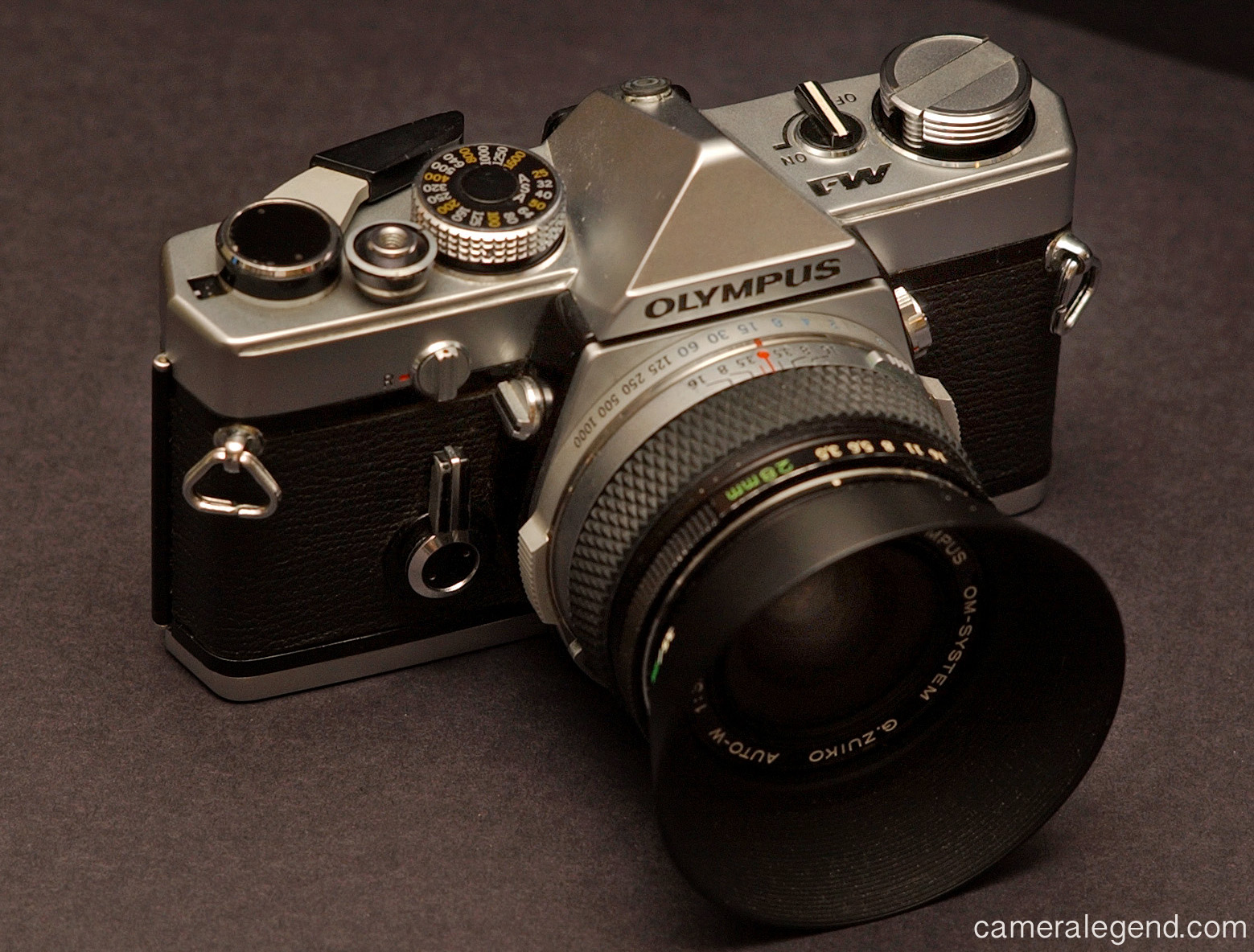 Film Camera Flashback Friday The Olympus M 1 Film Camera Camera Legend