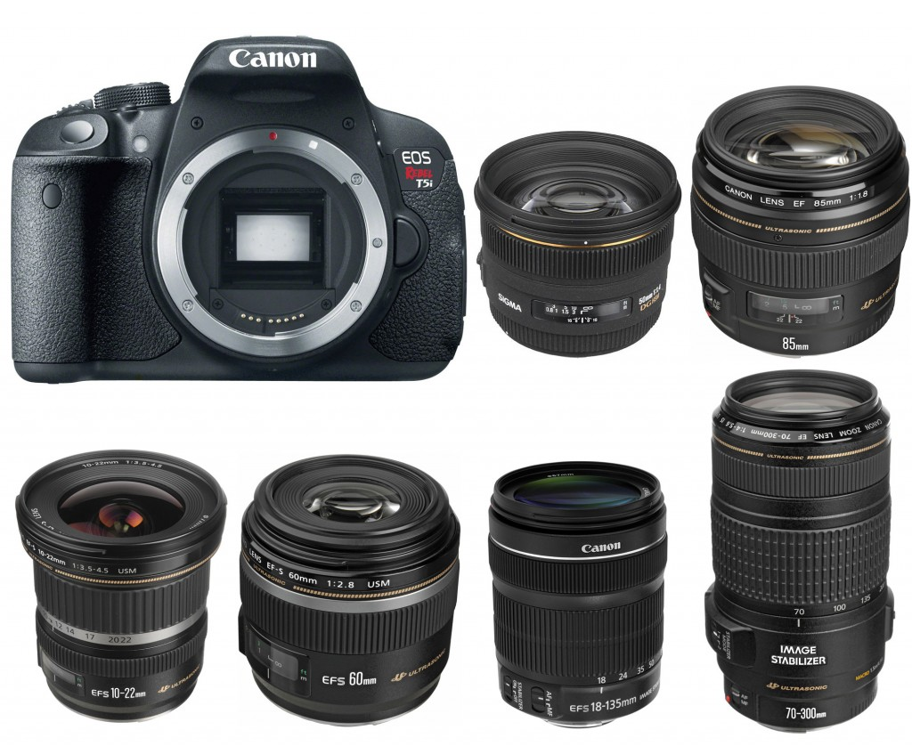 Fullsize Of Canon T5i Vs T6i