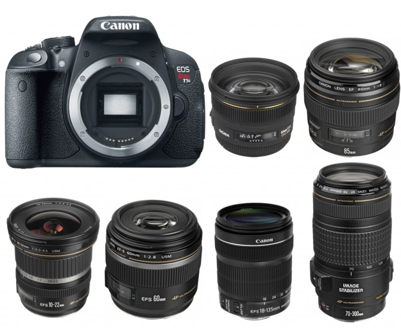 Large Of Canon T5i Vs T6i