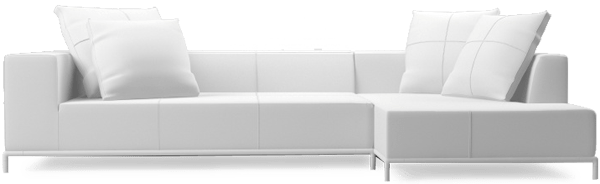 Modern Sofa With Removable Covers Balance Contemporary Small Corner Sofa