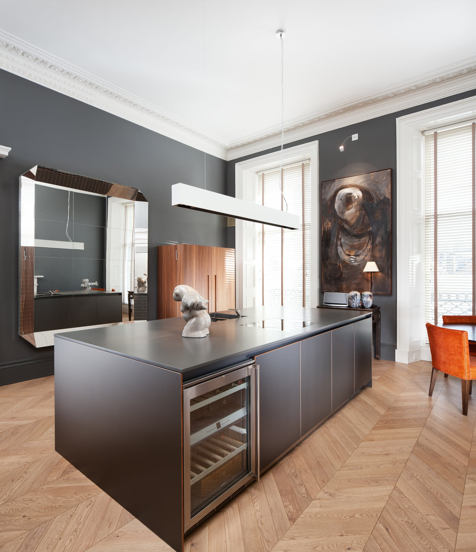 Bulthaup B3 Bulthaup B3 Drama | German Kitchen | Cameron Interiors