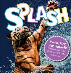 Young children will really enjoy the superb photographs in this book - they capture each creature in motion with wonderful close-ups which freeze the water in action, giving a really dynamic feel to the pictures .