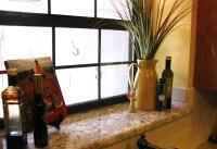 Kitchen Design: Window Sill Love  Chez Moi