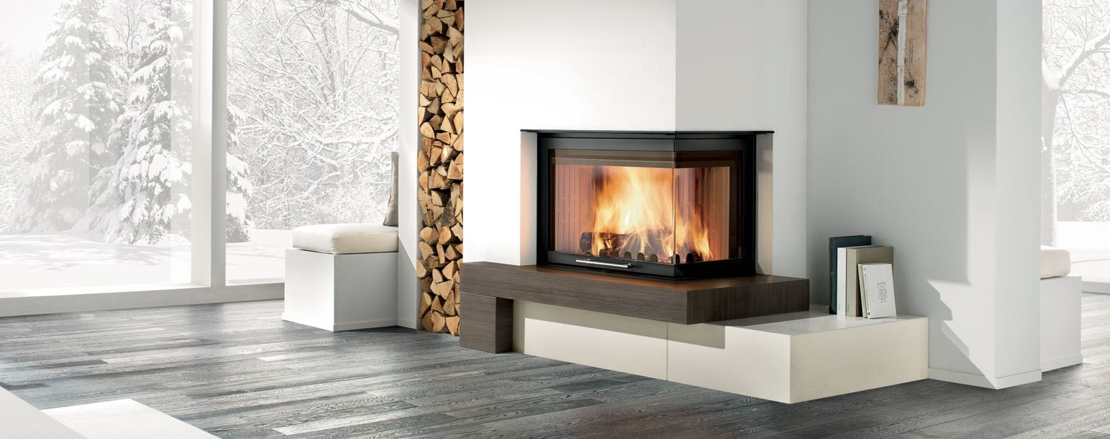 Caminetto In English Wood Fireplaces Caminetti Montegrappa