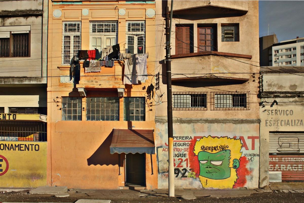 Projeto fotográfico revela um lado esquecido e abandonado de Porto Alegre
