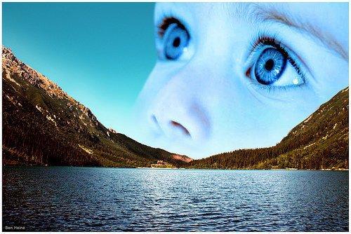 Il mondo visto con gli occhi di un bambino