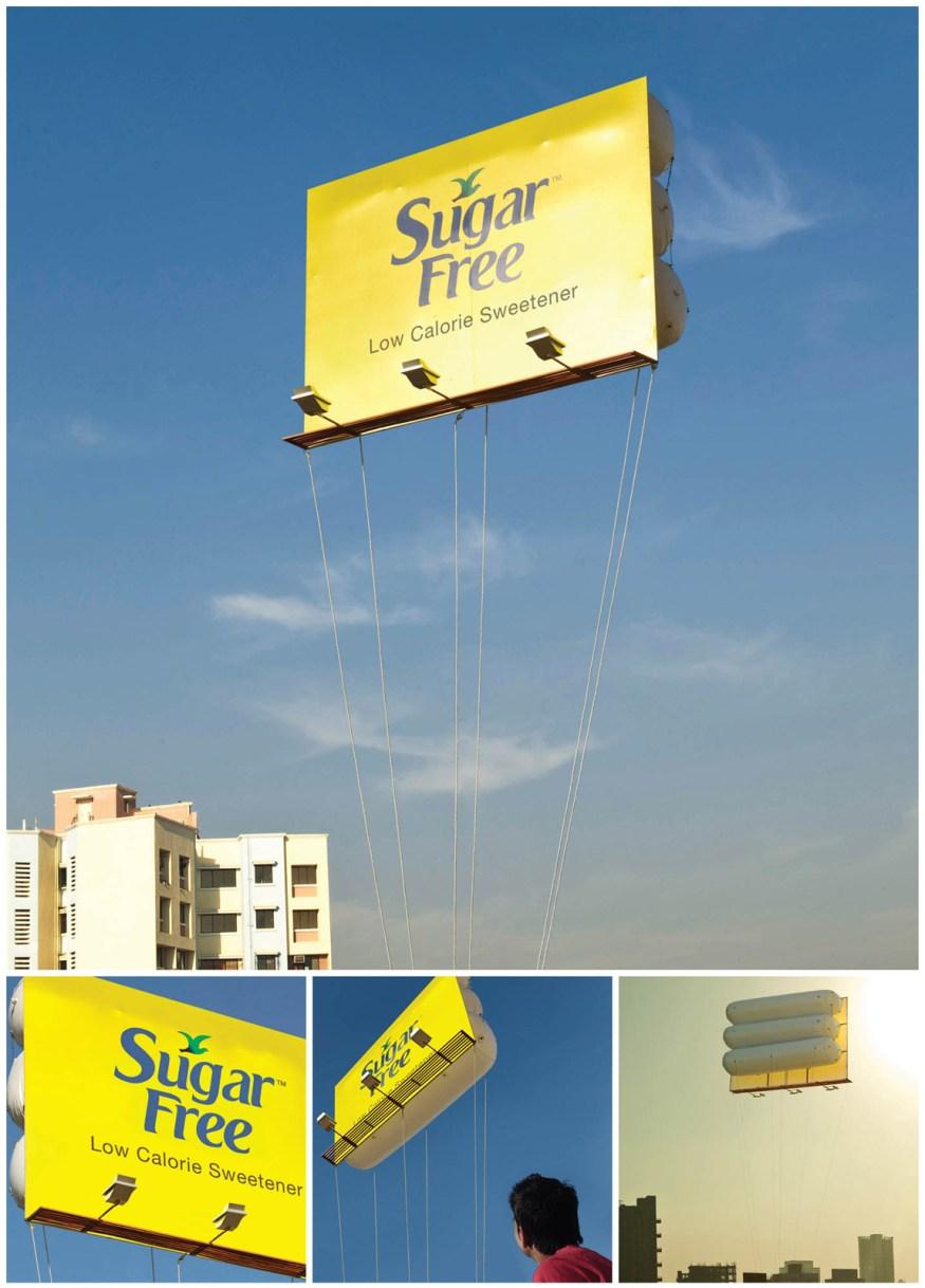 sugarfree-floating-billboard_cotw