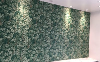 Can Existing Wallpaper be Wallpapered over instead of removed? - CAM Painters