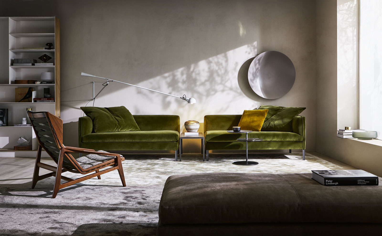 Möbel Paul Molteni & C Paul Sofa | Buy From Campbell Watson Uk